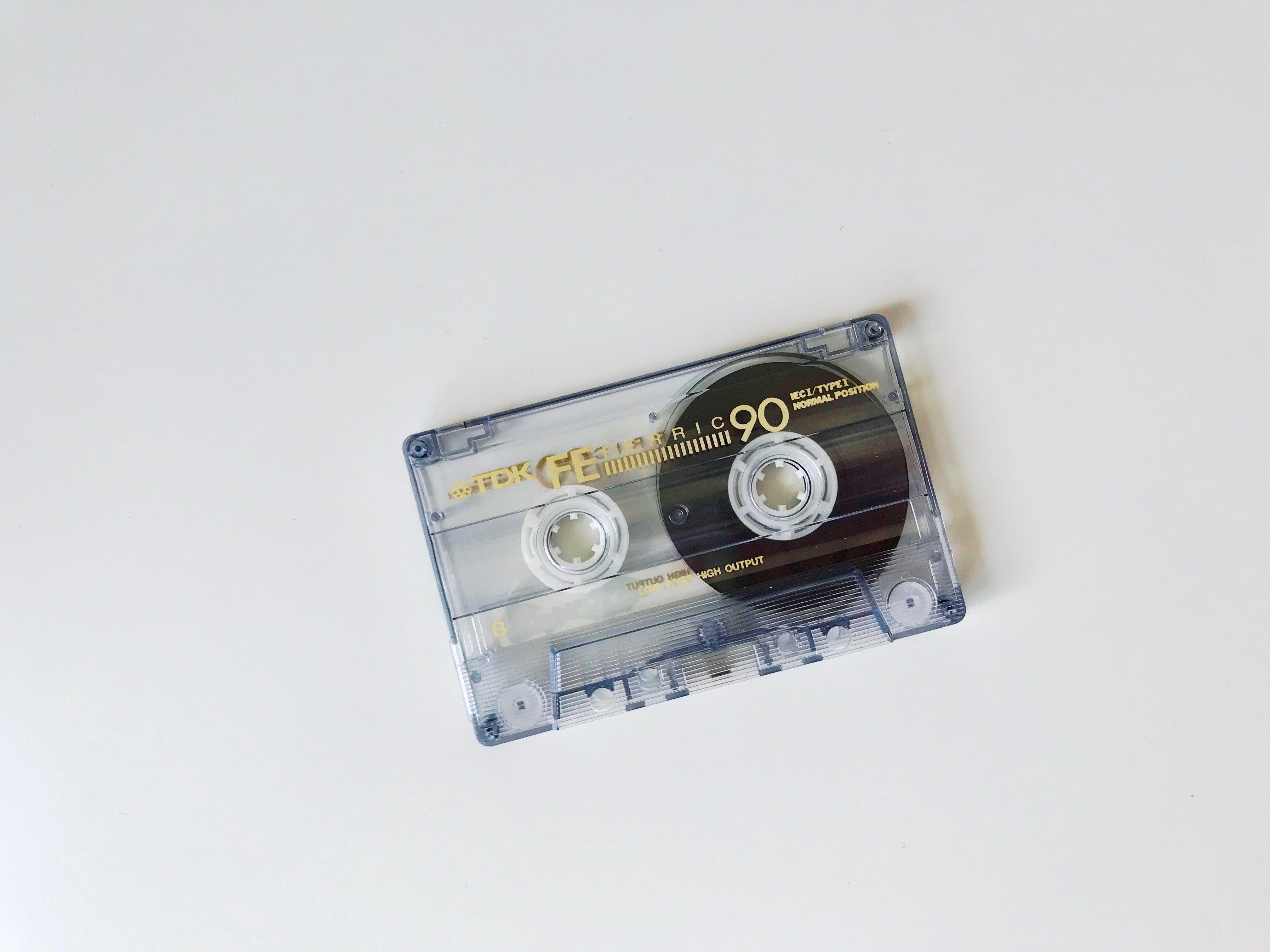 TDK cassette tape, 1990s